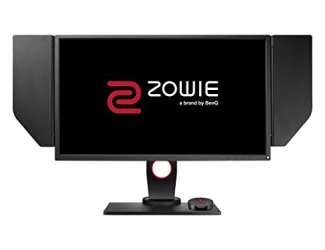 BenQ Zowie 24.5 inch 240Hz Esports Gaming Monitor, 1080p, 1ms Response Time, Black Equalizer, Color Vibrance, S-Switch, Shield, Height Adjustable (XL2540)