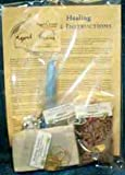Ready To Cast Healing Ritual Spell Kit Includes Instructions and Tools