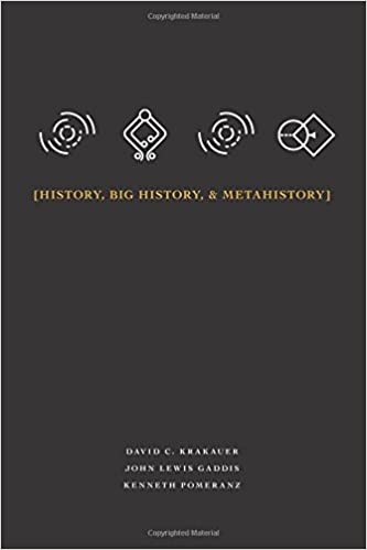 Bookcover of History, Big History, & Metahistory