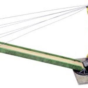 Walthers, Inc. Scrap Yard Conveyor Kit, 9-1/4 X 1-3/4 X 3-3/8″ 23.4 X 8.5cm 31aoubVr7rL