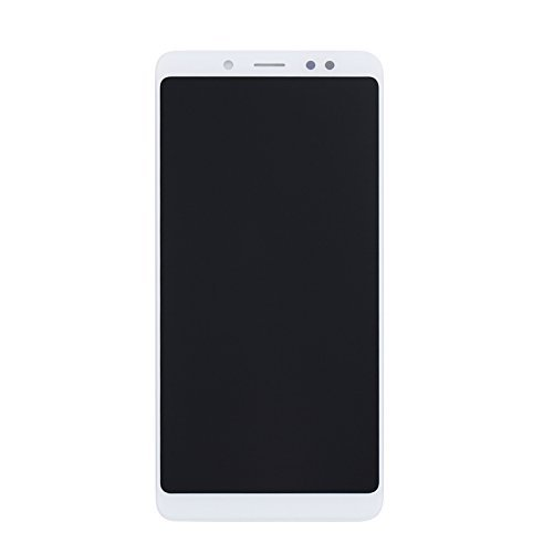 MobiSpare® LCD Display with Touch Screen Digitizer Combo Compatible for Redmi Note 5 Pro - White 3