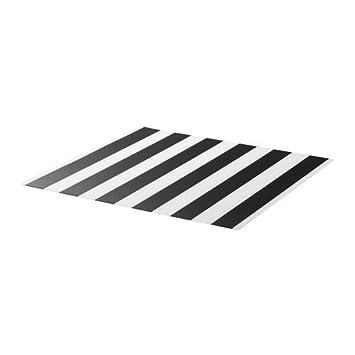 Ikea Lioudmila Set De Table Noirblanc 37 X 37 Cm 6