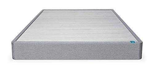 Leesa FT01US Twin Size Bed Mattress Foundation, Gray