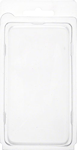 Protech Action Figure Clamshell Storage Case, 2.375' wide x 4.5' tall x 1.3' deep, pack of 50