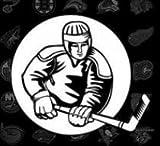 (CI) Scott Ricci Hockey Card 2004-05 UK British Elite Nottingham Panthers 16 Scott Ricci