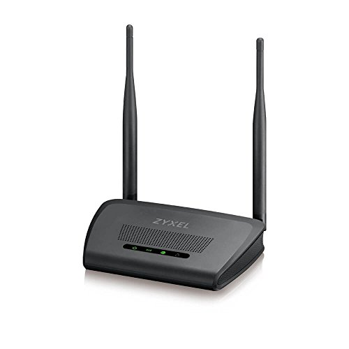 Zyxel NBG-418N 300Mbps Wireless N Router with Hig 4