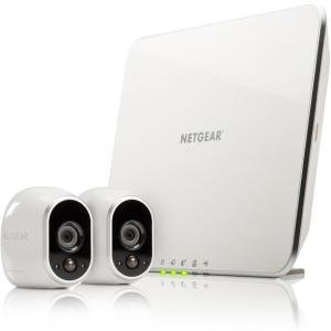 Arlo - Wireless Home Security Camera System | Indoor/Outdoor | 2 camera kit (Discontinued)