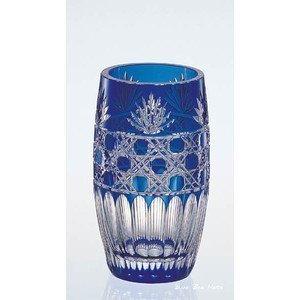 Edo-kiriko Bud Vase F684-1972-ccb