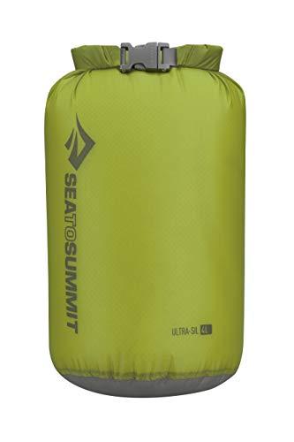 Sea to Summit Ultra-Sil Dry Sack,Kiwi Green,Small-4-Liter