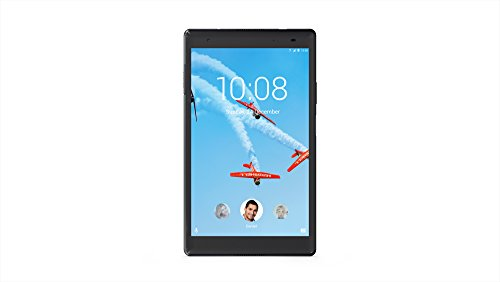 "Lenovo Tab 4 Plus, 8"" Android Tablet, 64-bit Octa-Core Snapdragon, 2.0GHz, 16 GB Storage, Black, ZA2H0000US"