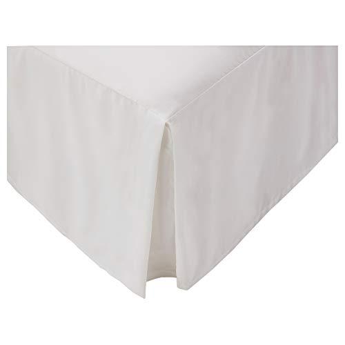 IKEA.. 802.241.19 Oleby Bed Skirt, White