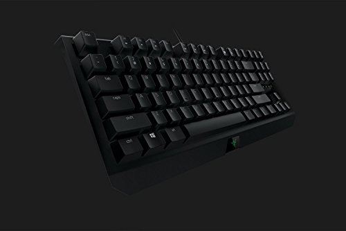 Razer BlackWidow X Tournament Edition Mechanical Gaming Keyboard Cherry MX Blue