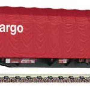 Fleischmann 837703 DB Cargo Rils Sliding Tarpaulin Wagon V 31f 2B1a0j6hL