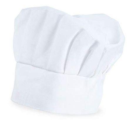 Cappello Chef Regolabile