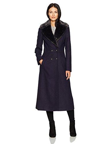 71U2DoKfs0L Long coat Wool
