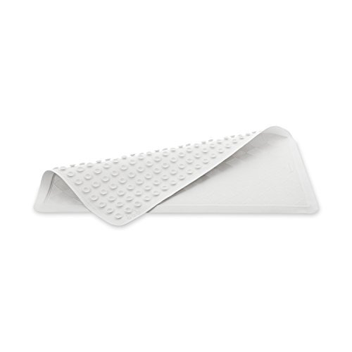 Rubbermaid Commercial Safti-Grip Shower Mat 1982727, Square, White