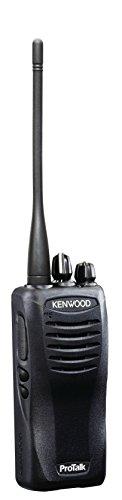 Kenwood TK-3402U16P ProTalk 5 Watt Two-way Radio, UHF, 16 Channels, Black Color