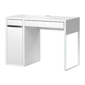 Ikea Scrivania Micke Per Computer Con Cassetto Per