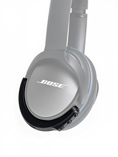 BTunes Wireless Bluetooth 5.0 Adapter for Bose Quiet Comfort 25 Headphones (New for QC25) (Black)