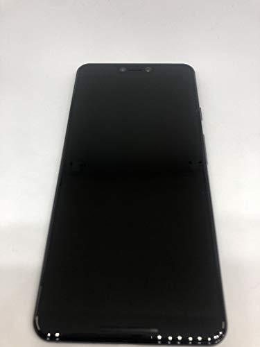 Google Pixel 3 XL (2018) G013C 128GB - 6.3' inch - Android 9 Pie - (GSM Only, No CDMA) Factory Unlocked 4G/LTE Smartphone - International Version (Just Black)