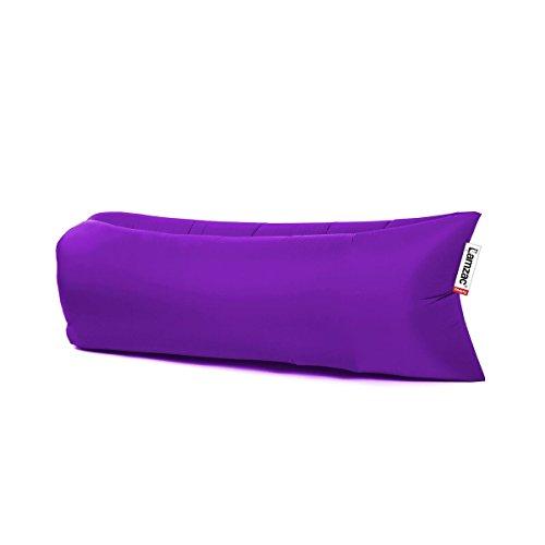 Lamzac the Original Air Lounger - Purple