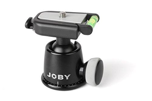 JOBY Ballhead for SLR-Zoom Tripod- Ballhead Attachment for Cameras w/ Zoom Lenses Up To 3kg (6.6 lbs).