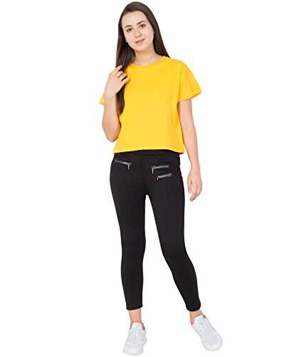 Haoser cotton crop tops for women casual regular fit half sleeves stylish crop top for women   latest news live   find the all top headlines, breaking news for free online april 7, 2021