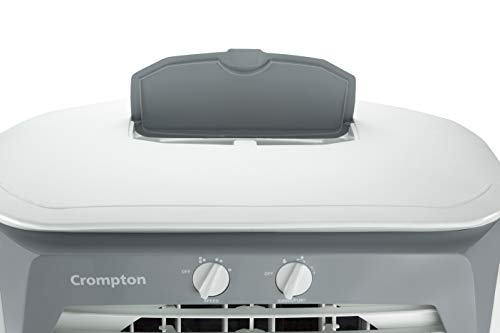 31go573gV7L - Crompton Ozone Desert Cooler - 55 Litres, Grey & White