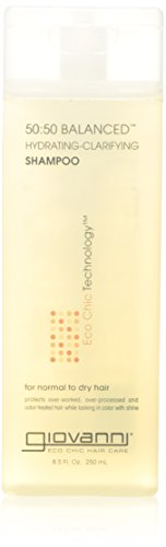 Giovanni Cosmetics, Shampoo 50 50 Balance, 8.5 Ounce