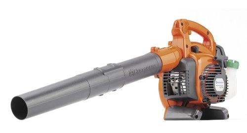 Husqvarna 125B 28cc 2-Stroke 170 - MPH Gas-Powered Handheld Gas Blower Review
