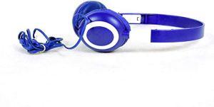 Ear Headphone with Good Sound (Blue Colour)