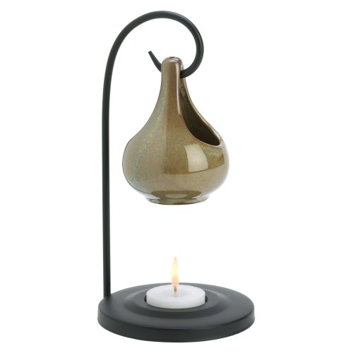 Gifts & Decor TEAR DROP OIL WARMER