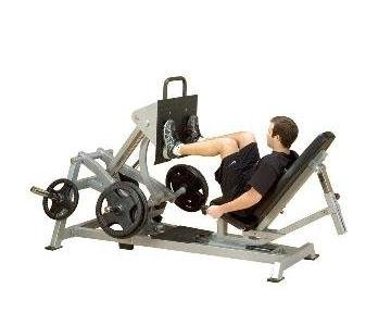 Body-Solid LVLP Leg Press