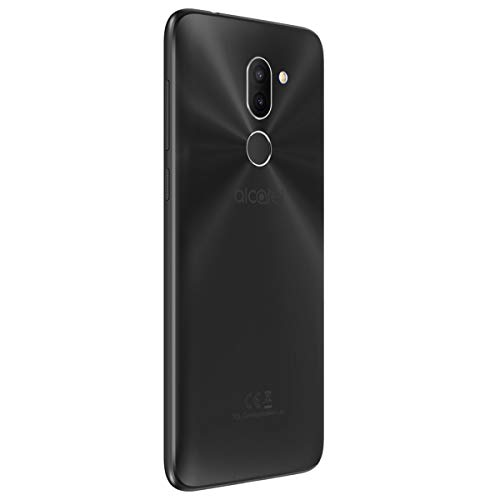 Alcatel 3X (Black, 32 GB) (3 GB RAM) 4