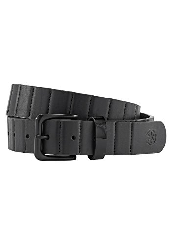 31iWwtGtvuL Pillowed 100% leather belt inspired by Darth Vader's gloves Patented leather strap detail inspired by Darth Vader's helmet Debossed Imperial logo