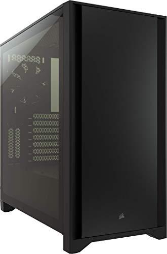 Corsair-4000D-Tempered-Glass-Mid-Tower-ATX-PC-Case-Black-CC-9011198-WW