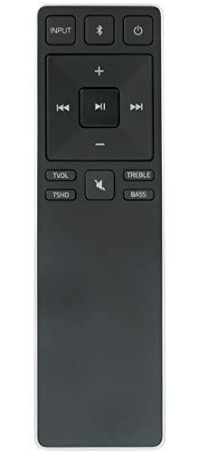 New Remote Control fit for Vizio Sound Bar 1023-0000148 XRS321-C SB2821-D6 SB2920-C6 SB3820-C6 SB3820X-C6 SB3821-C6 SB3821-D6 SB3830-C6M SS2520-C6 SS2521-C6 SB2821D6 SB2920C6 SB3820C6 SB3821C6 SB3821D