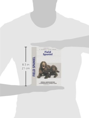 Field-Spaniel-Comprehensive-Owners-Guide-Hardcover--October-1-2006
