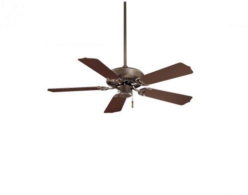 Minka-Aire F572-ORB, Sundance, 42-Inch 5 Blades Ceiling Fan, Oil Rubbed Bronze