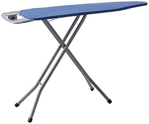 Homz 4750209 Premium Heavy Duty Ironing Board, Blue