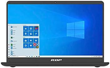 "RDP ThinBook 1010 – Intel Celeron Quad Core Processor, 4GB RAM, 64GB Storage, Windows 10 Pro, 14.1"" HD Screen"