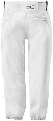 Mizuno Adult Women's Belted Low Rise Fastpitch Softball Pant 2