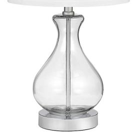 Catalina-Lighting-19896-001-Transitional-Teardrop-Clear-Glass-Table-Lamp-18-White