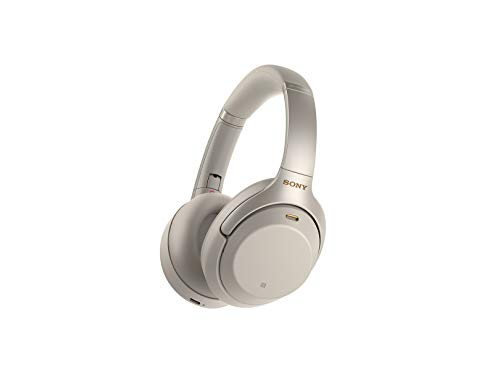 Sony-Noise-Cancelling-Headphones-WH1000XM3-Wireless-Bluetooth-Over-the-Ear-Headset-with-Mic-for-phone-call-and-Alexa-voice-control-Industry-Leading-Active-Noise-Cancellation--Silver