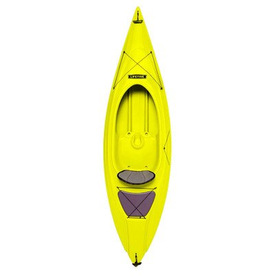 "Lifetime Boyd Sit-Inside Kayak, Yellow, 9'8"""
