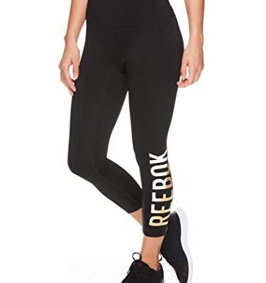Reebok plus size yoga pants