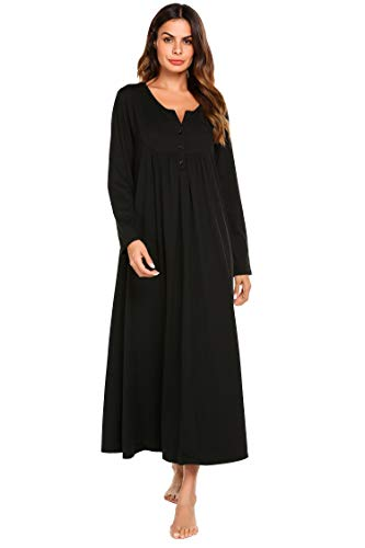 Image shows an example of a hospital gown, maternity wear.