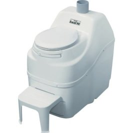 Sun-Mar Excel Self-Contained Composting Toilet, Model# Excel