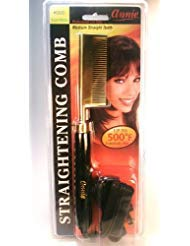 ANNIE Electrical Straightening Hot Comb - Medium Straight Teeth