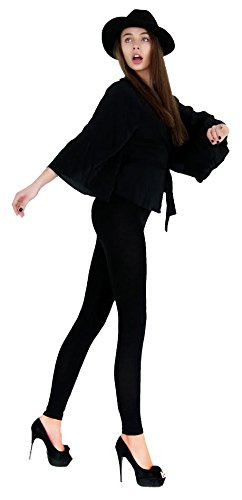 31lPJgvanjL 92% Polyester 8% Spandex / High Quality Soft Fabric Basic Solid Plain High Quality Full Leggings / One Size Fit, Super Stretch Visit our link for EXTRA PLUS: https://www.amazon.com/dp/B01MXEHL3O